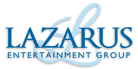 Lazarus Entertainment Group Logo